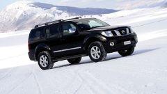 Nissan Pathfinder Platinum - Immagine: 20