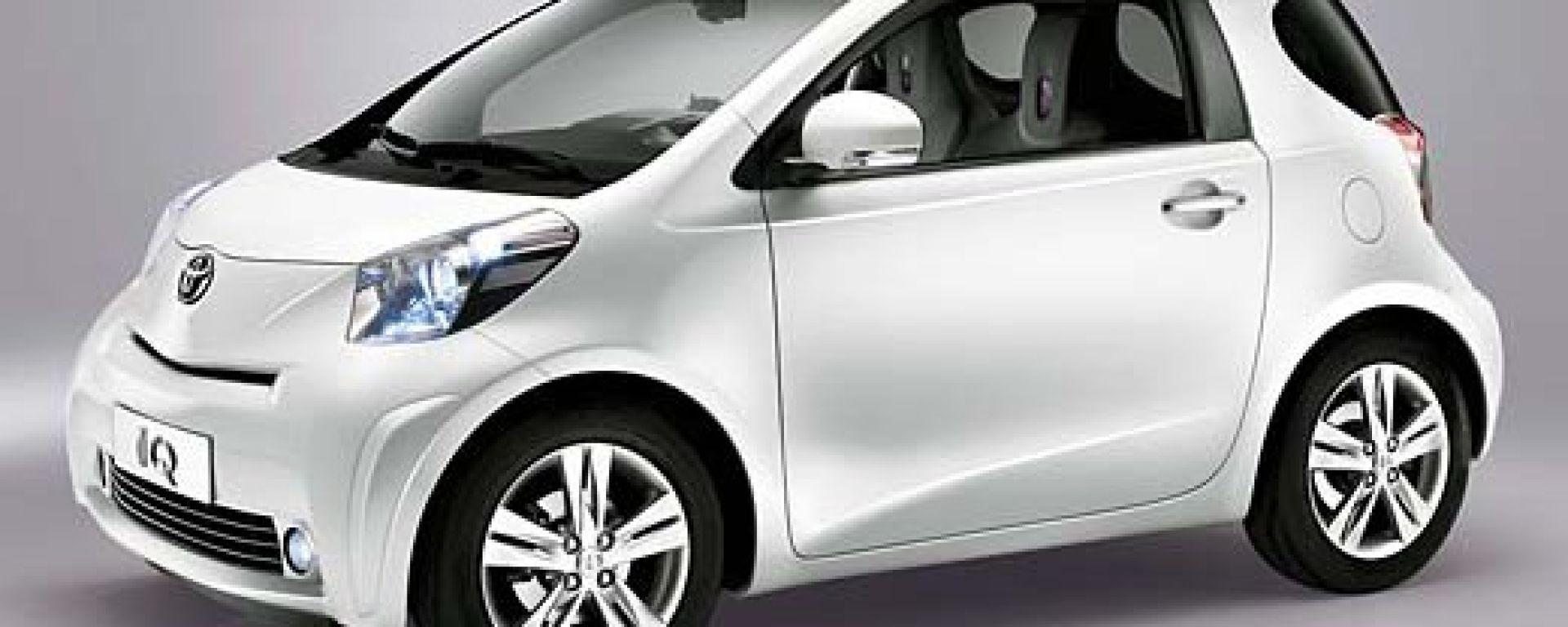 Toyota iQ 2009