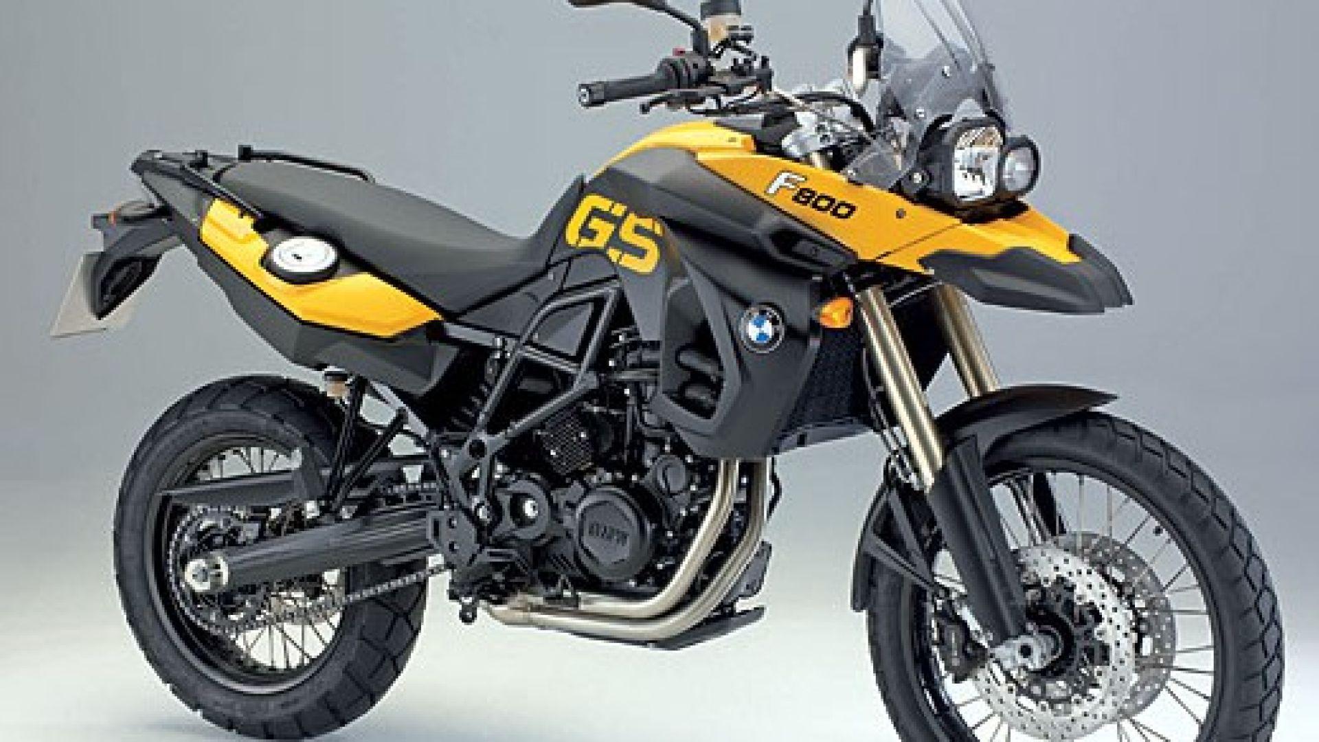 Immagine 2: BMW F 800 GS