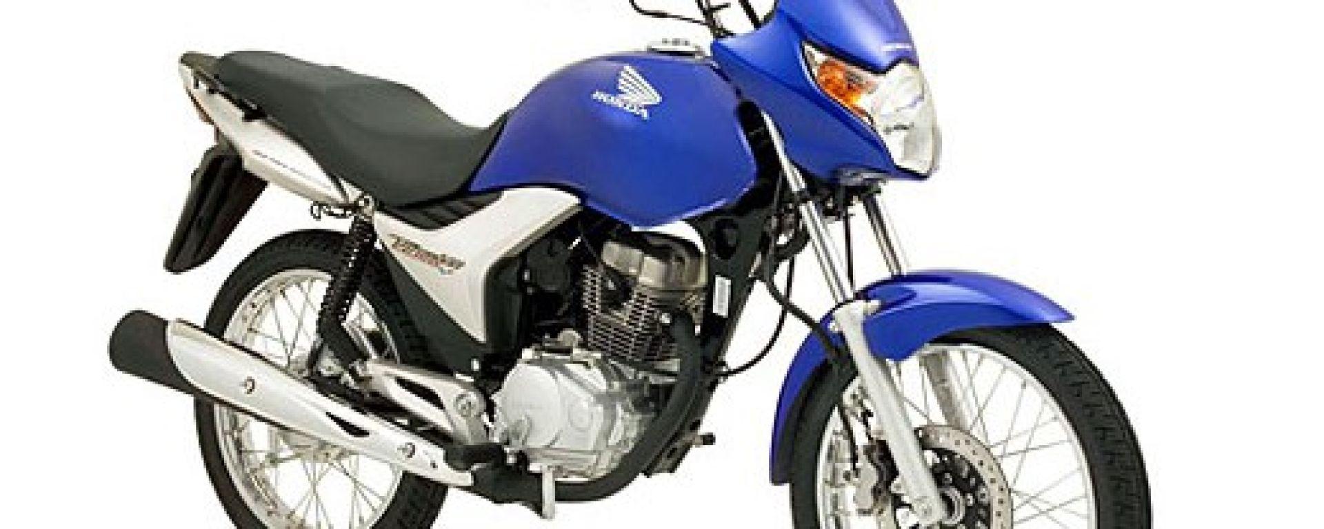 Honda CG 150 Titan Mix