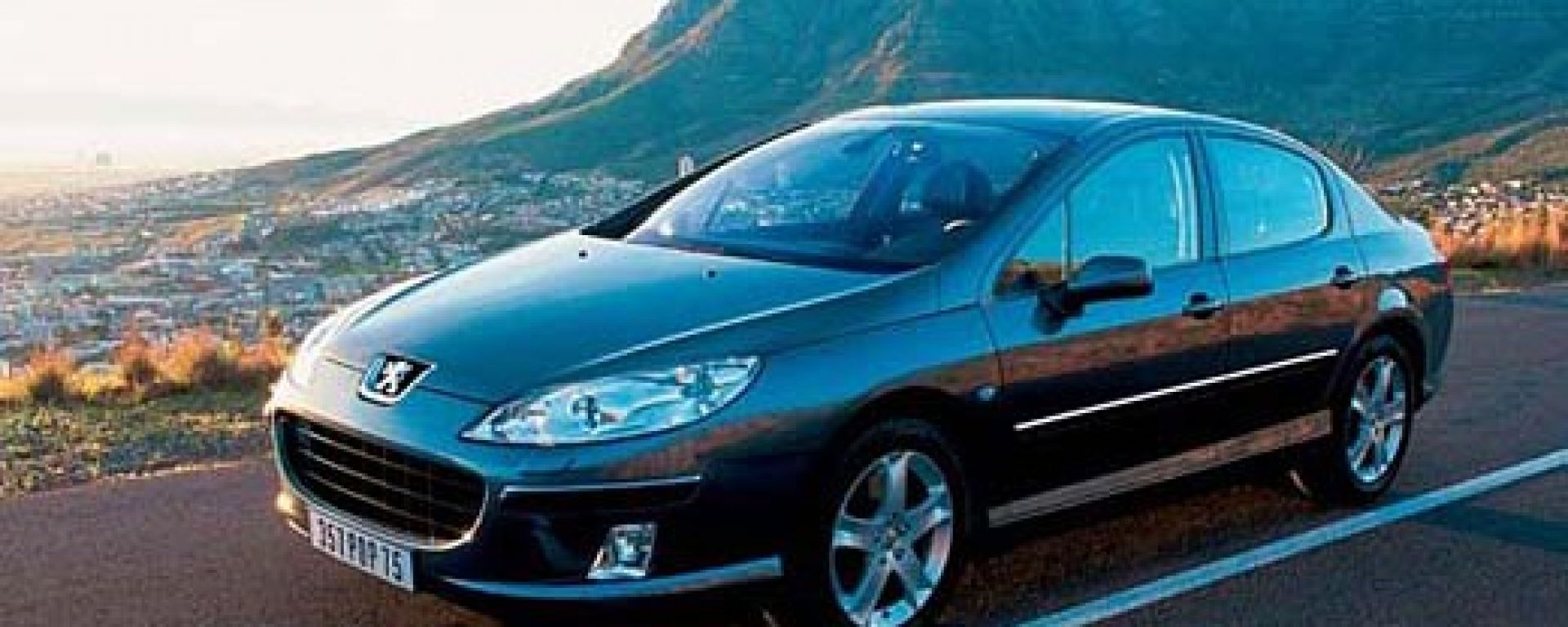 test drive peugeot 407 2 7 hdi v6 motorbox. Black Bedroom Furniture Sets. Home Design Ideas