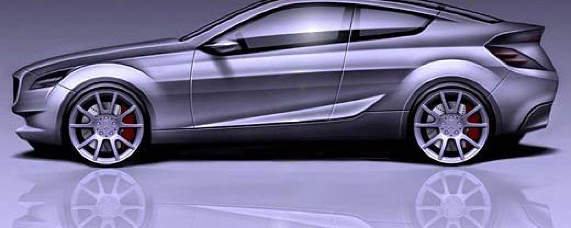 Mercedes CLC, come avrebbe potuto essere