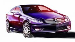 Mercedes CLC, come avrebbe potuto essere - Immagine: 2
