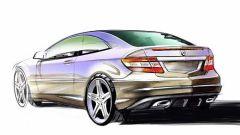 Mercedes CLC, come avrebbe potuto essere - Immagine: 4