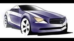 Mercedes CLC, come avrebbe potuto essere - Immagine: 5