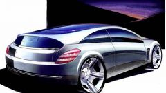 Mercedes CLC, come avrebbe potuto essere - Immagine: 6