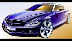 Mercedes CLC, come avrebbe potuto essere - Immagine: 7