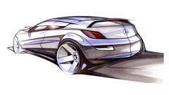 Mercedes CLC, come avrebbe potuto essere - Immagine: 8