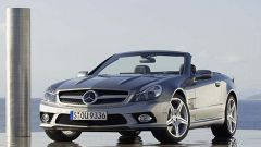 Mercedes SL 2008 - Immagine: 1
