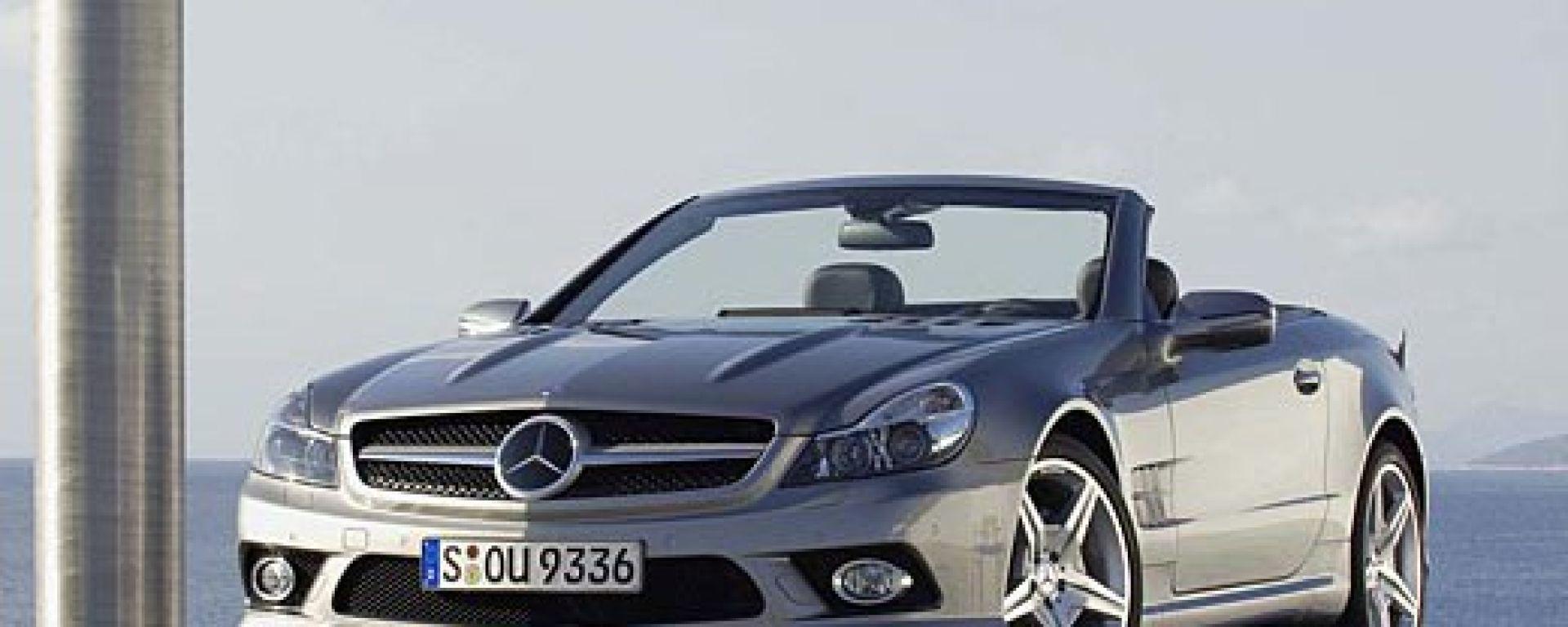 Mercedes SL 2008