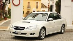Subaru Legacy e Outback Boxer Diesel - Immagine: 12