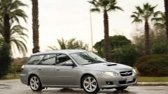 Subaru Legacy e Outback Boxer Diesel - Immagine: 20