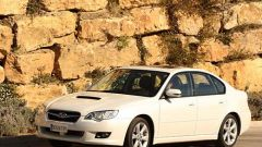 Subaru Legacy e Outback Boxer Diesel - Immagine: 26