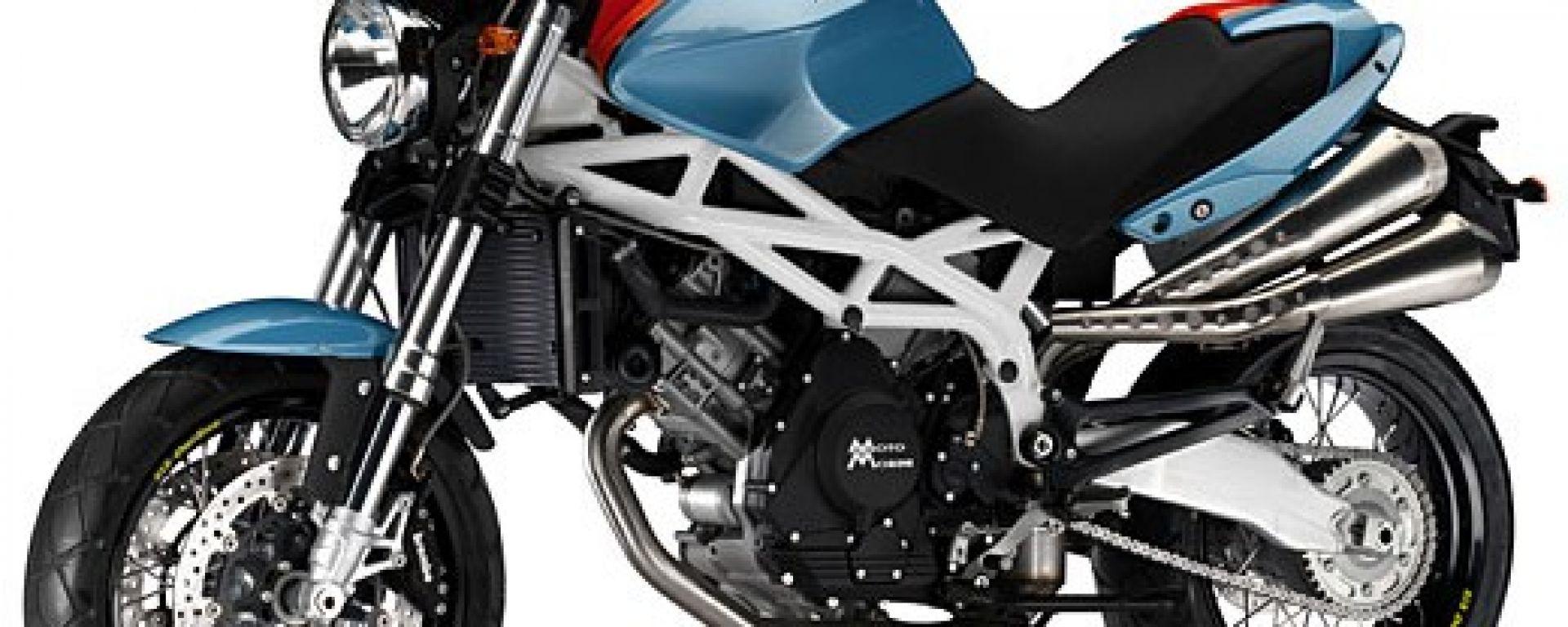 Moto Morini Sport & Scrambler