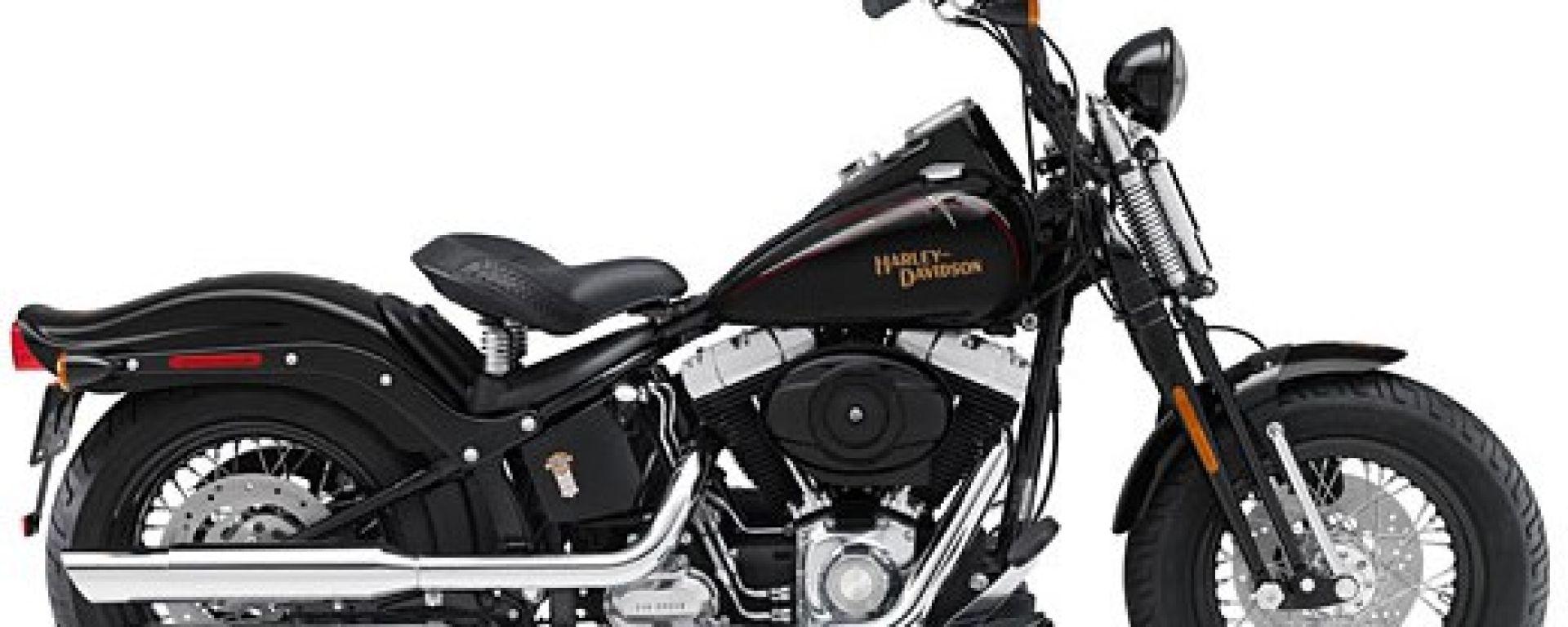 Harley Davidson FLSTSB Softail Cross Bones