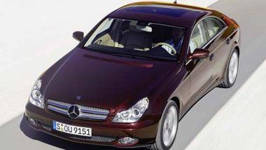 Listino prezzi Mercedes-Benz Classe CLS