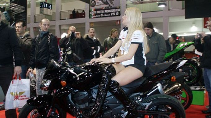 Immagine 1: Bike Expo 2008