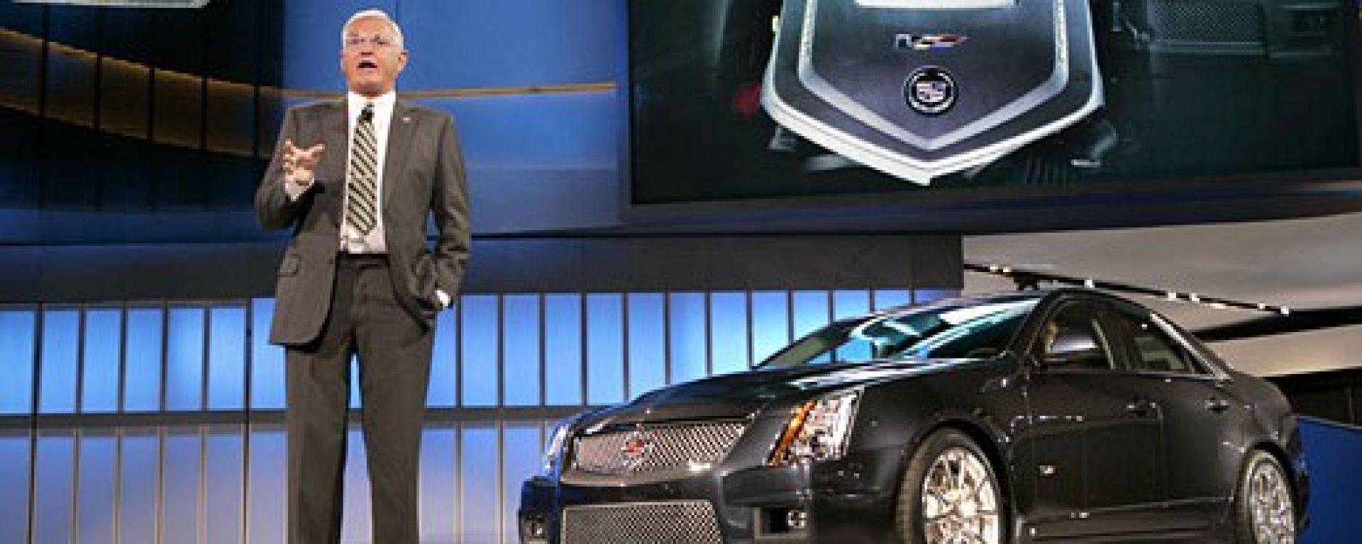 Cadillac CTS-V - gallery