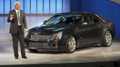 Cadillac CTS-V - gallery - Immagine: 3