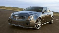 Cadillac CTS-V - gallery - Immagine: 10