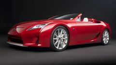 Lexus LF-A Roadster - Immagine: 26