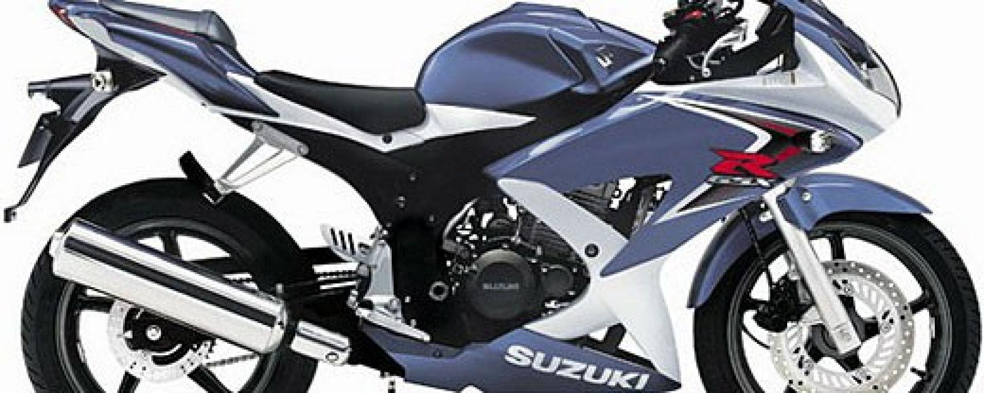 Suzuki GSX-R 125 (o 250?)