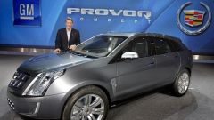 Cadillac Provoq Fuel Cell - gallery - Immagine: 2