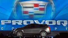 Cadillac Provoq Fuel Cell - gallery - Immagine: 18