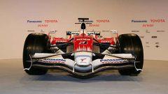 la Toyota TF108 in formato gigante - Immagine: 1