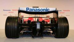 la Toyota TF108 in formato gigante - Immagine: 4