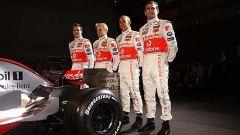 McLaren MP4-23 - Immagine: 4
