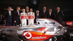 McLaren MP4-23 - Immagine: 6