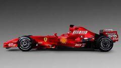 Ferrari F2008 - Immagine: 2