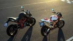 Aprilia Tuono 1100 Factory vs KTM 1290 Super Duke R - Immagine: 3