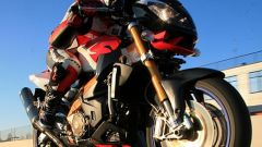 Aprilia Tuono 1100 Factory vs KTM 1290 Super Duke R - Immagine: 7