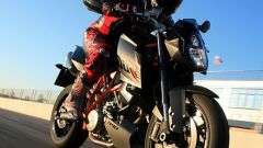 Aprilia Tuono 1100 Factory vs KTM 1290 Super Duke R - Immagine: 8