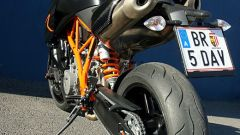 Aprilia Tuono 1100 Factory vs KTM 1290 Super Duke R - Immagine: 22