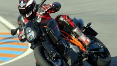 Aprilia Tuono 1100 Factory vs KTM 1290 Super Duke R - Immagine: 36