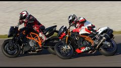 Aprilia Tuono 1100 Factory vs KTM 1290 Super Duke R - Immagine: 38