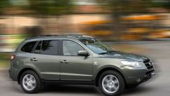 Hyundai Santa Fe 2.2 automatica - Immagine: 1