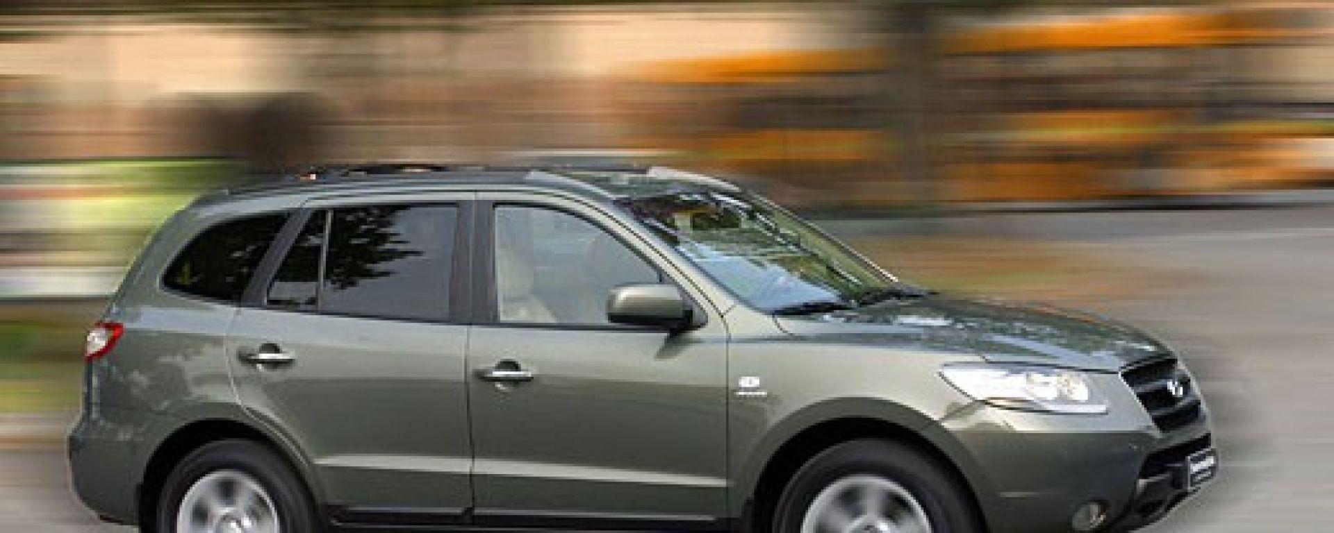 Hyundai Santa Fe 2.2 automatica