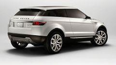 Land Rover LRX - Immagine: 1