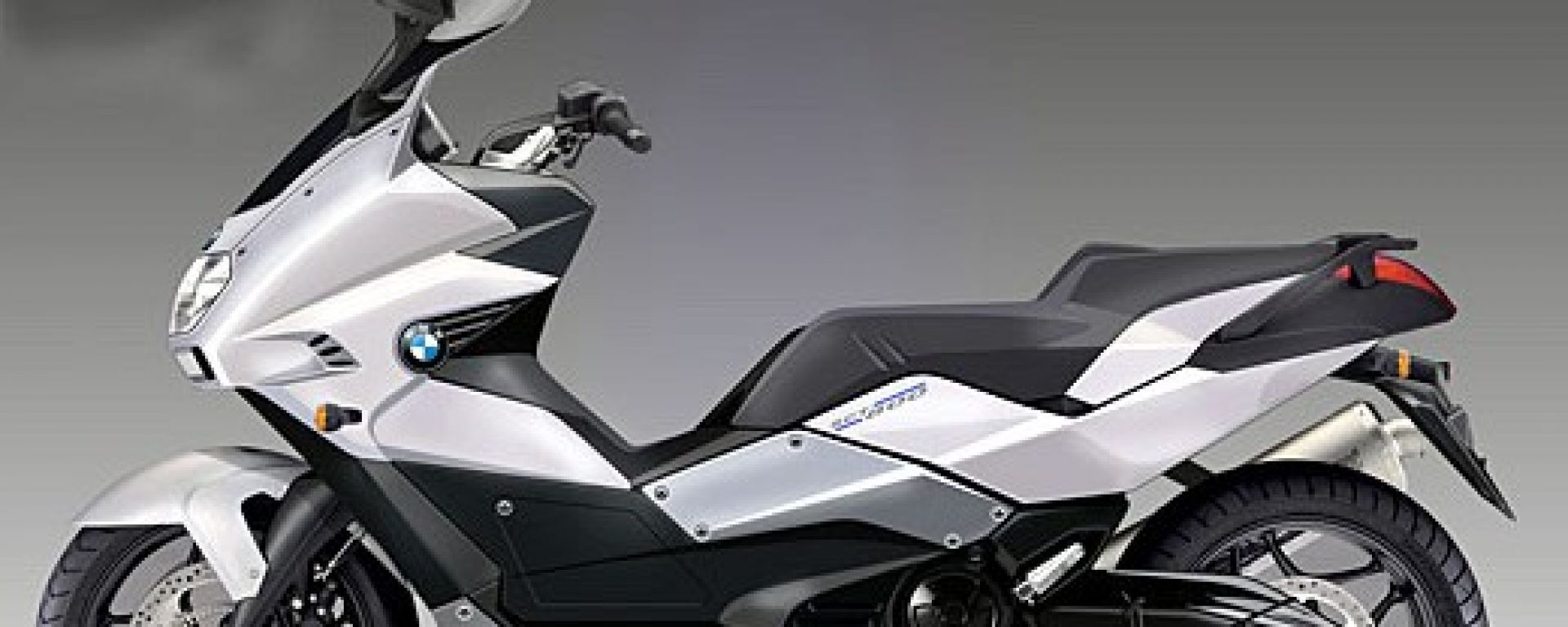 Prossimamente:: BMW Scooter 800 - MotorBox