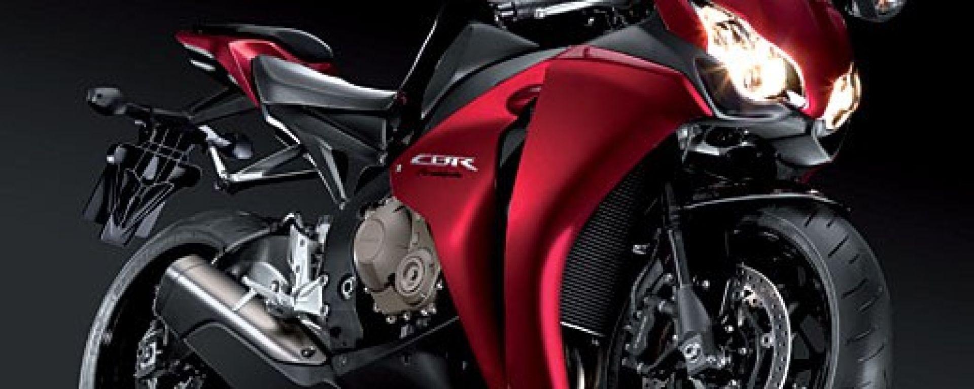 Honda CBR 1000 RR 2008