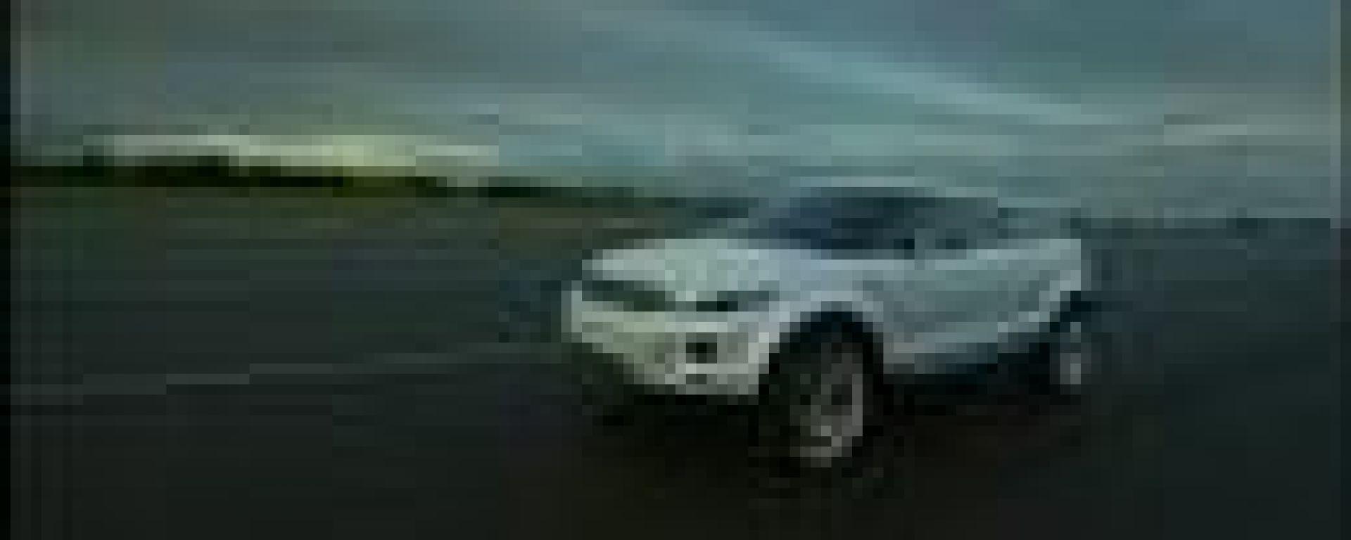 Land Rover LRX Concept NAIAS 2008