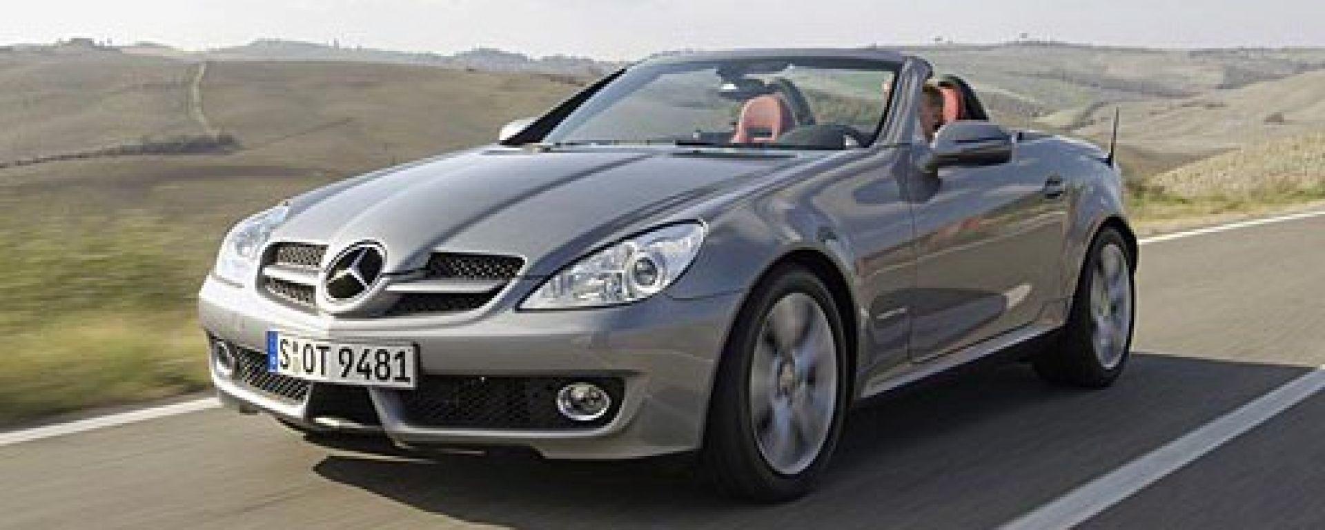 Mercedes SLK 2008