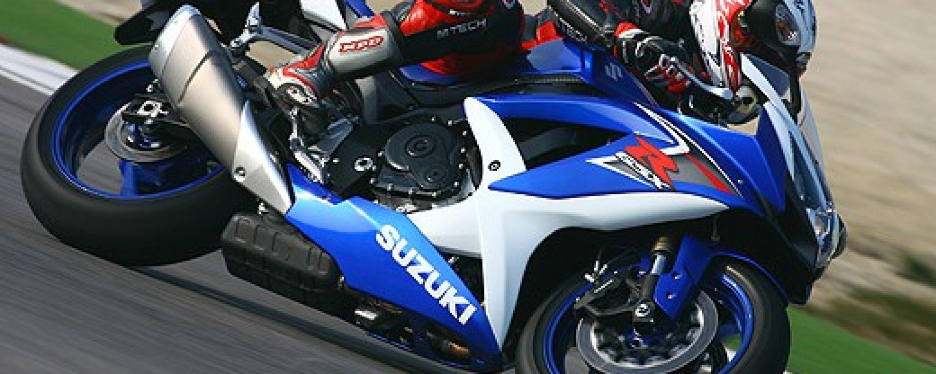 Suzuki GSX-R 600 K8