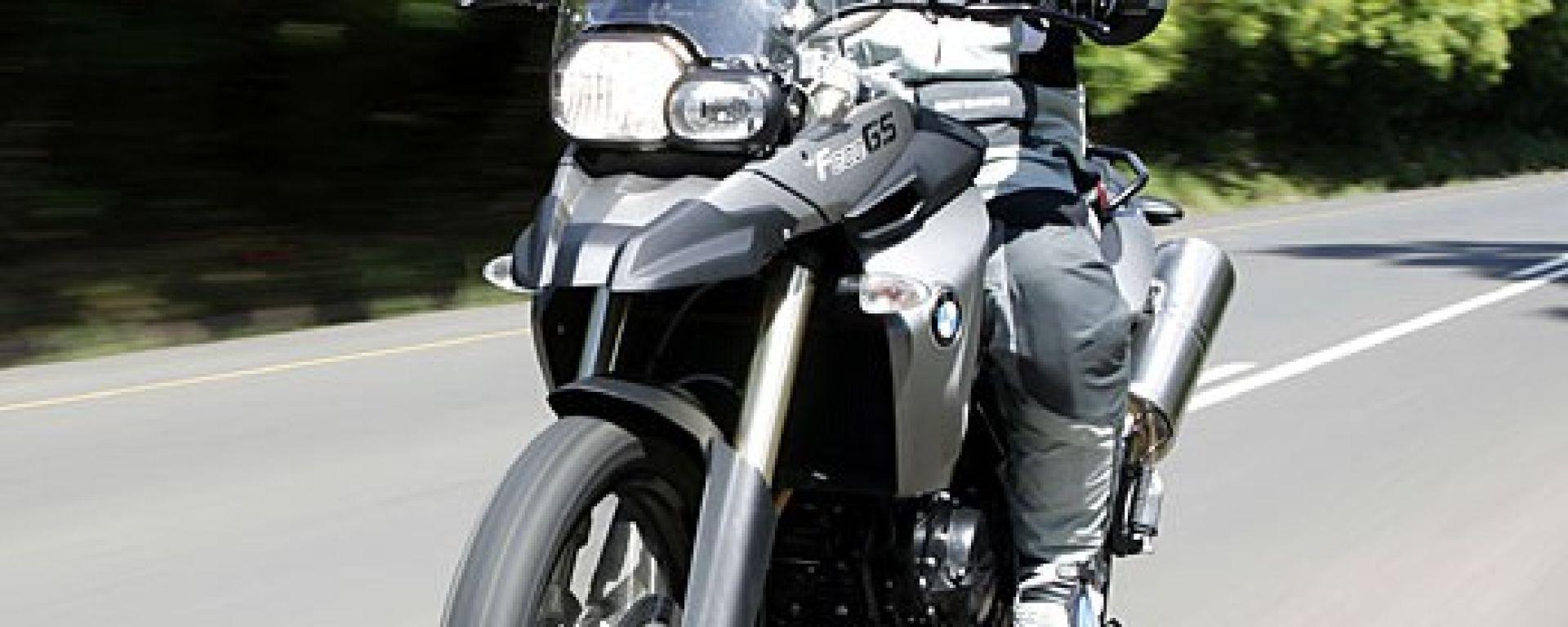 BMW F 800 e F 650 GS