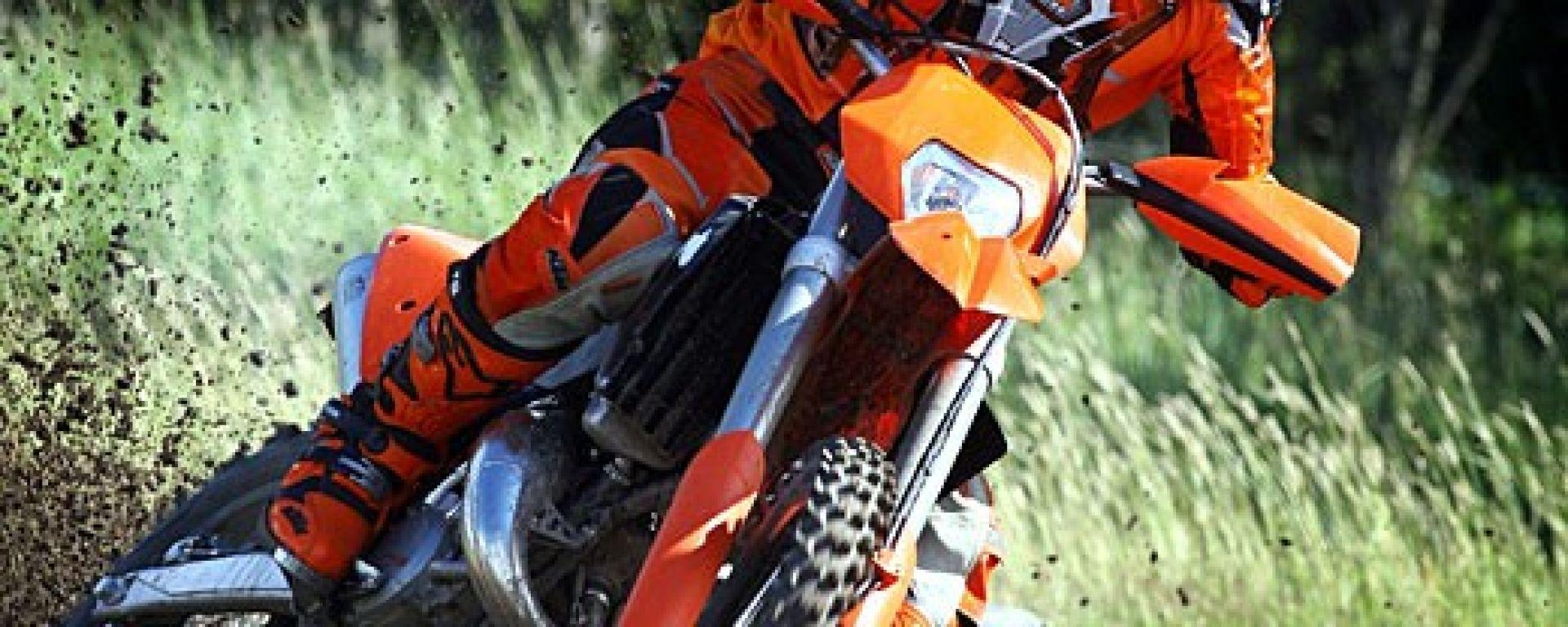 KTM Off Road 2009
