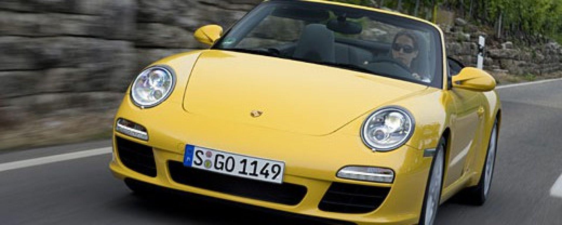 Porsche 911 Carrera 2009